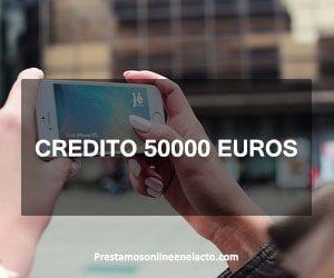 credito 50000 euros