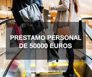 prestamo personal de 50000 euros