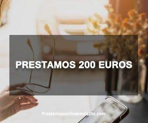 prestamos 200 euros