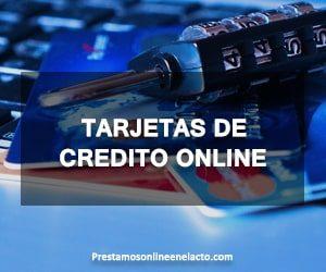 Tarjetas de Credito Online