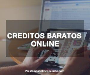 creditos baratos online
