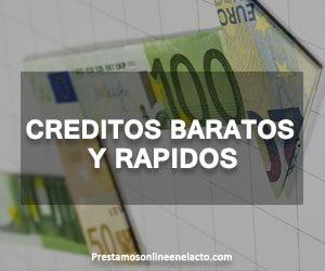 creditos baratos y rapidos