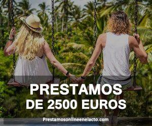 prestamos de 2500 euros