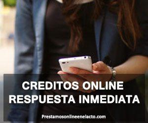 Creditos Online Respuesta Inmediata